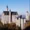 ドイツ、ノイシュバンシュタイン城