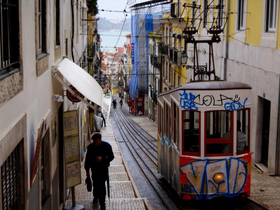 ポルトガル、リスボン