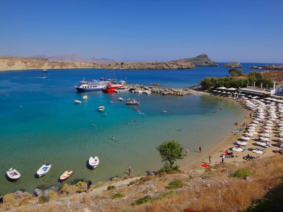 ギリシャ、ロドス島