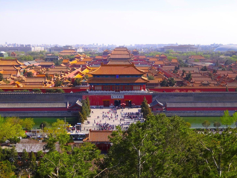 北京、故宮