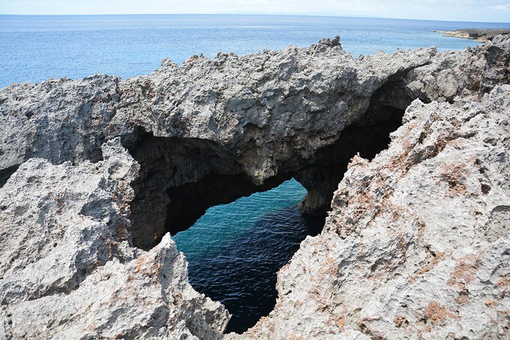 フーチャ(潮吹きの洞窟)