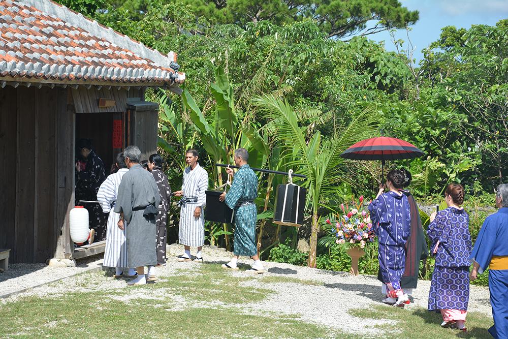 八重山古式結婚式
