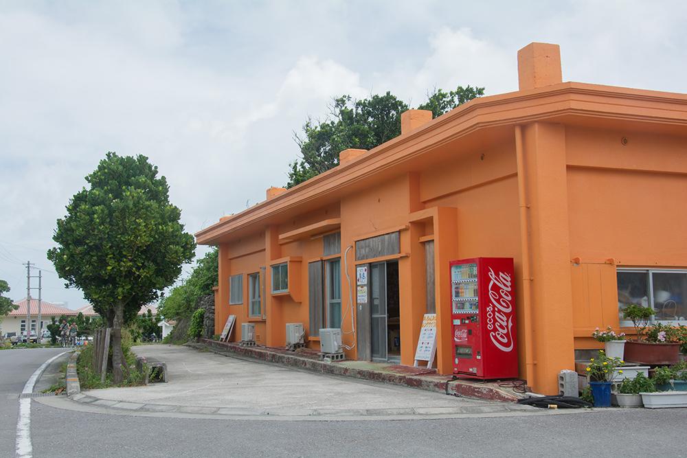 黒島のレンタル屋