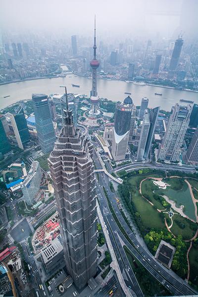 上海ヒルズ展望台