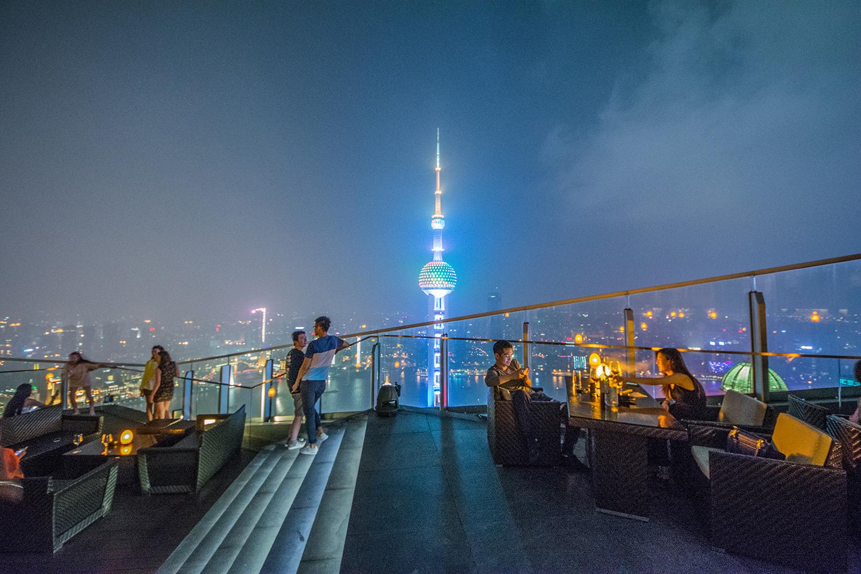 上海リッツカールトン