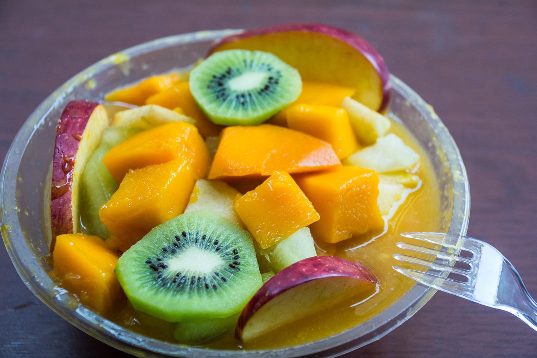 カイロのフルーツ