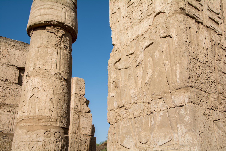 カルナック神殿