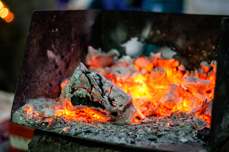 シーシャの炭