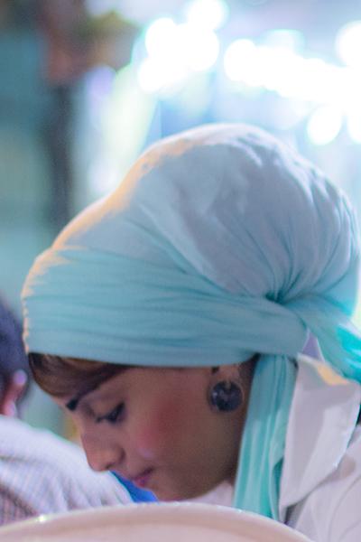 エジプト人の美女