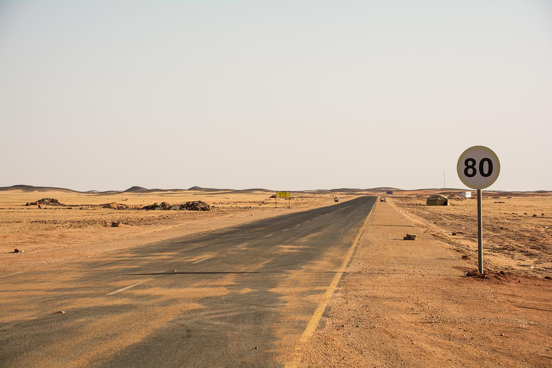 エジプトとスーダンの国境