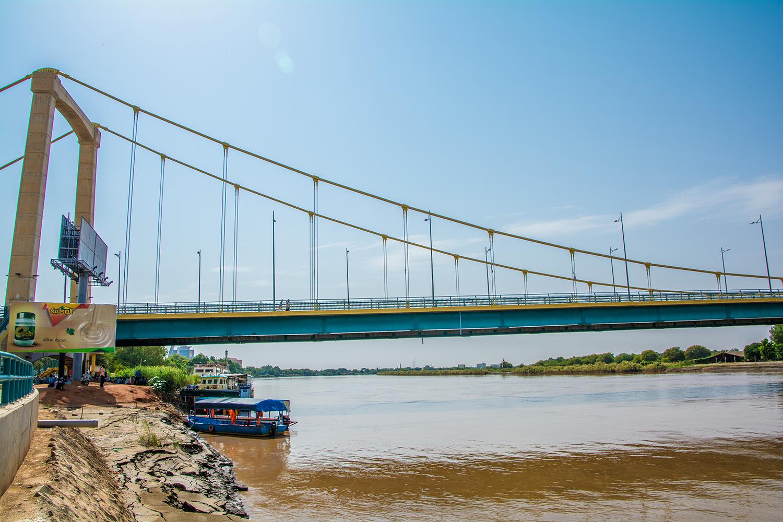 ブルーナイル川