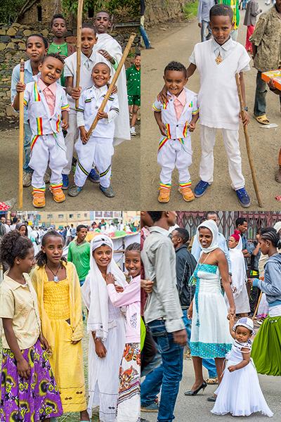 エチオピアのマスカル祭