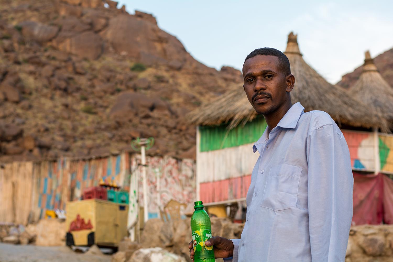 スーダン人