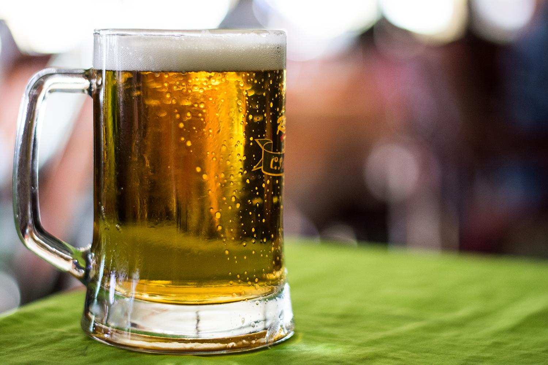 エチオピアの生ビール