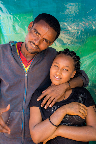 エチオピア人