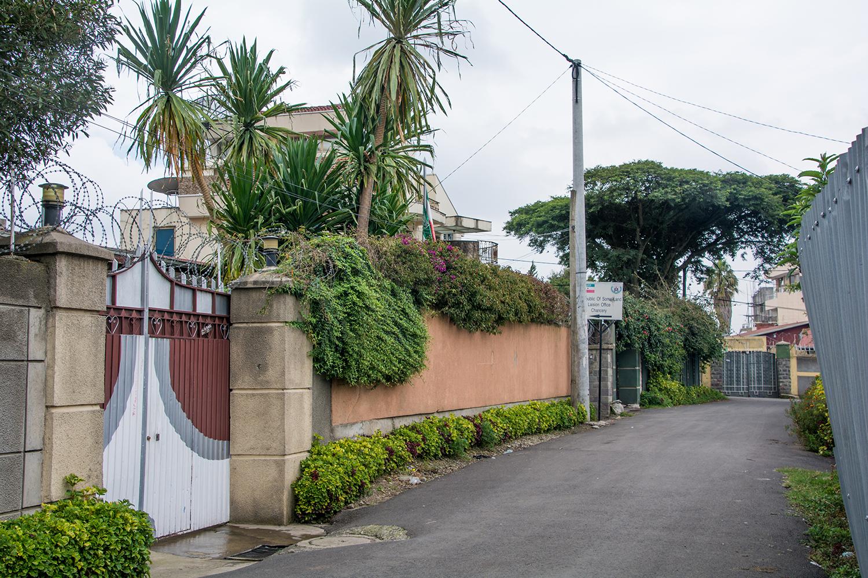 ソマリランド大使館