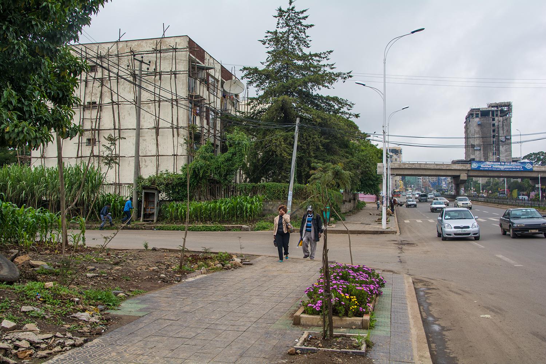 ジブチ大使館の行き方