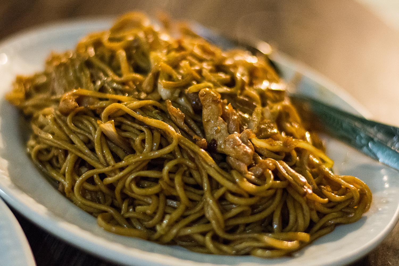 アディスアベバの中華料理屋
