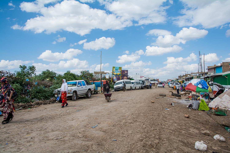 エチオピアとソマリランドの国境