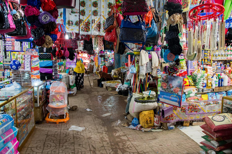 ハルゲイサのマーケット