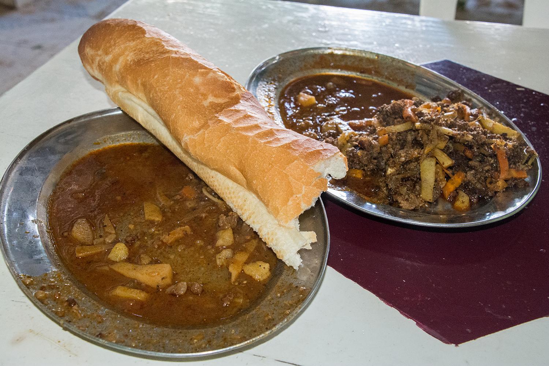 ソマリランドのご飯