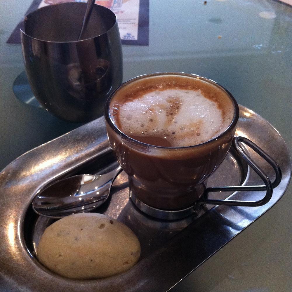 ヒルトンのコーヒー