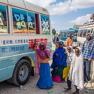 ソマリランドの自動車