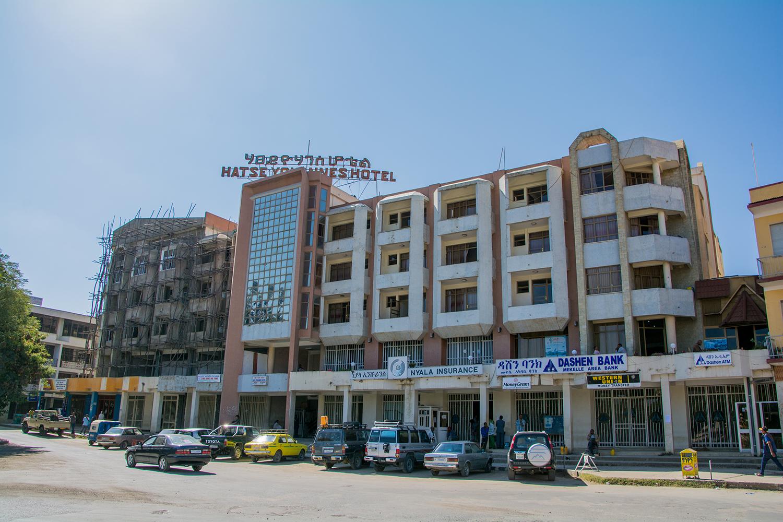 ヨハネスホテル