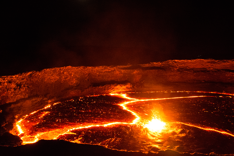 エルタアレ火山