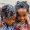ラスタ村の子供達