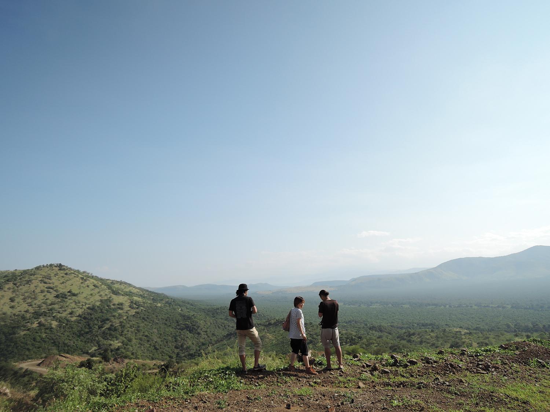 ムルシ村からジンカへ