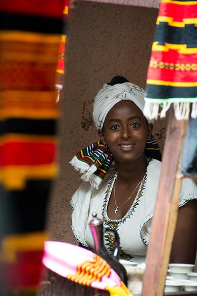 エチオピアのお姉さん