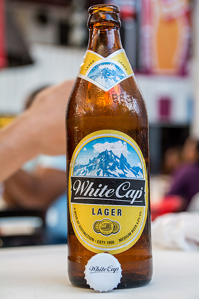 ケニアのビール