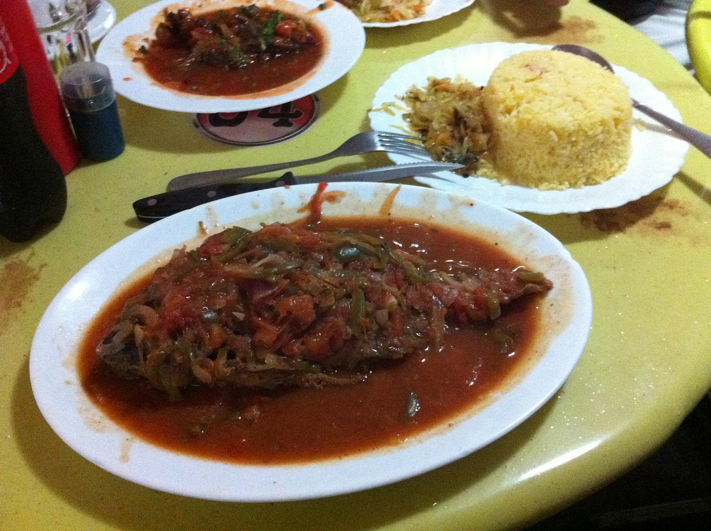 ケニアの料理