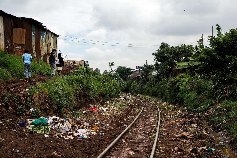 ナイロビ|アフリカ最大のスラム...