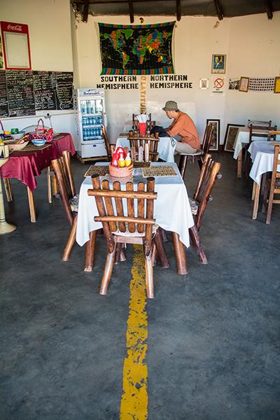 赤道レストラン