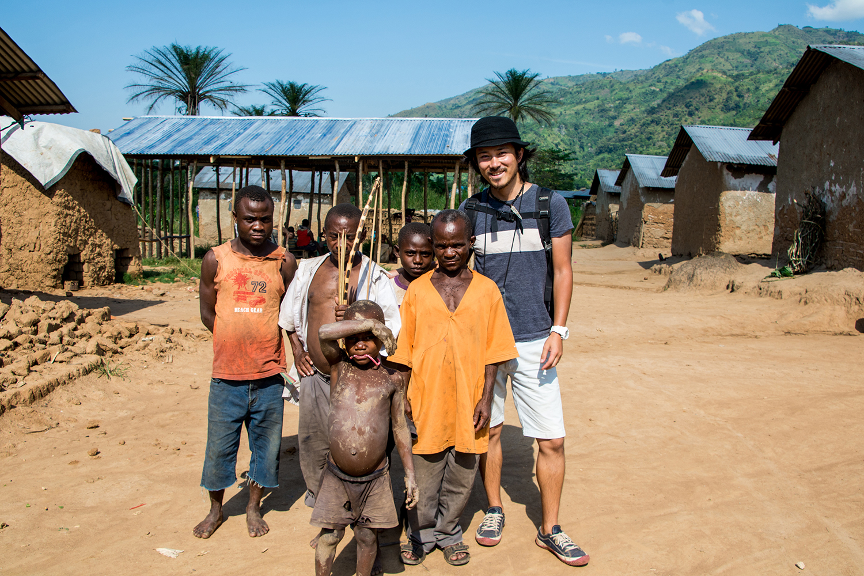 世界最小民族ピグミー