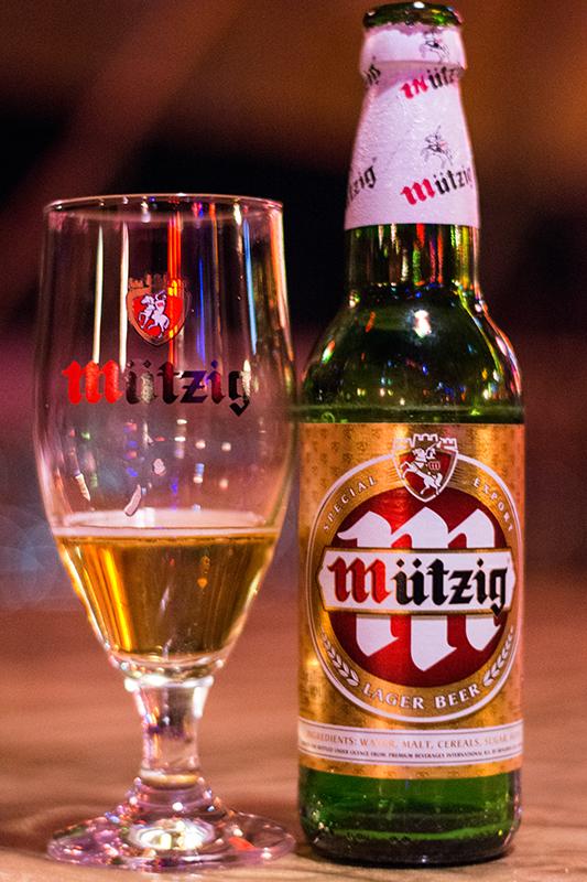 ルワンダのビール