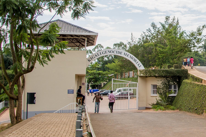 キガリ虐殺記念博物館