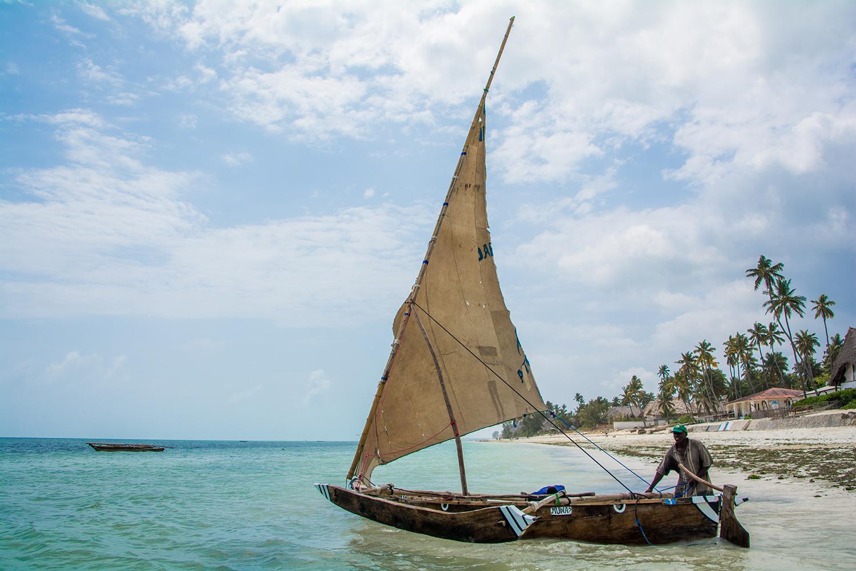 ジャンビアーニの海