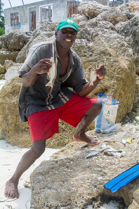 ジャンビアーニで釣り