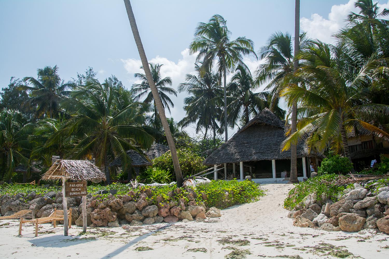 パラダイスビーチバンガロー