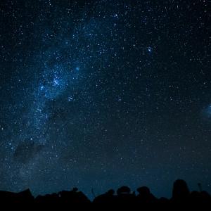 キリマンジャロの星空