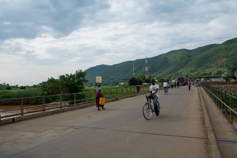 タンザニアとマラウィの国境
