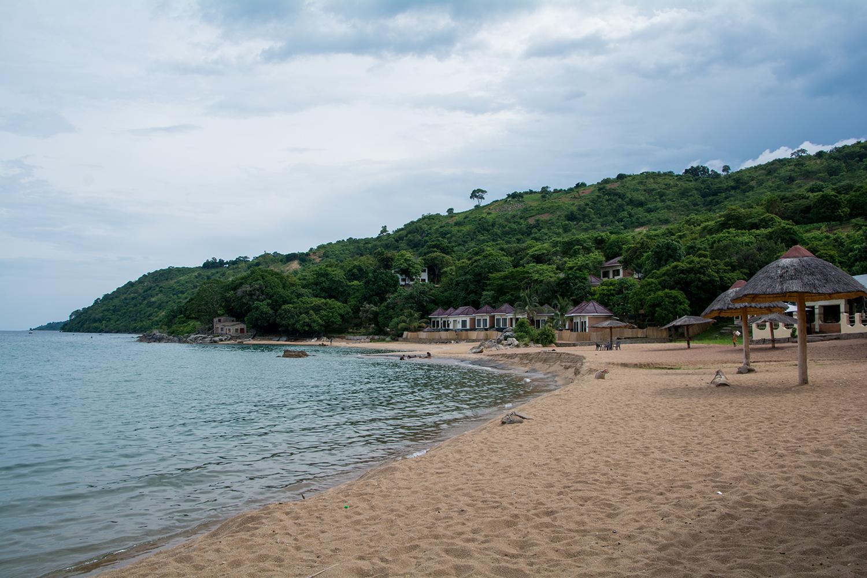 カタベイのビーチ