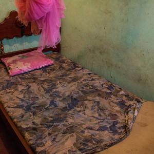 クアンバの安宿