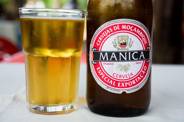 モザンビークのビール