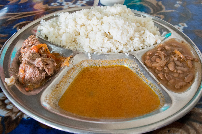 モザンビークの飯