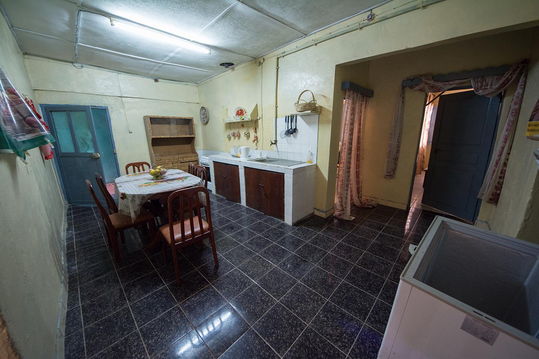 モザンビーク島の安宿