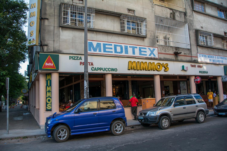 マプトのレストラン